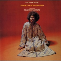 Alice Coltrane - Journey in Satchidananda / vinyl LP