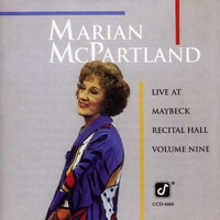 Marian McPartland - Live at Maybeck Recital Hall Volume Nine