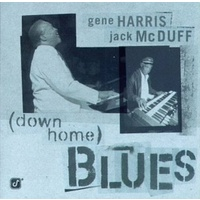 Gebe Harris & Jack McDuff - Down Home Blues