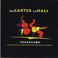 Ron Carter & Jim Hall - Telepathy / 2CD set