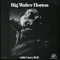Big Walter Horton with Carey Bell - Big Walter Horton with Carey Bell