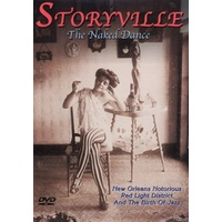 motion picture DVD - Storyville: The Naked Dance