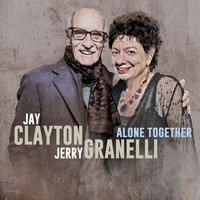 Jay Clayton & Jerry Granelli - Alone Together