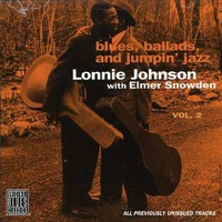 Lonnie Johnson - blues, ballads and jumpin' jazz vol. 2