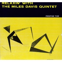 Miles Davis - Relaxin' with the Miles Davis Quintet - Vinyl LP