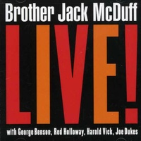 Brother Jack McDuff - Live!