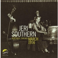 Jeri Southern - Blue Note, Chicago, March 1956