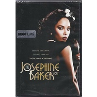 Motion picture DVD - The Josephine Baker Story