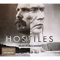 Max Richter / soundtrack - Hostiles