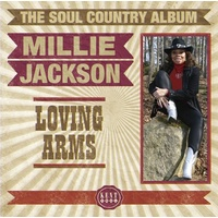 Millie Jackson - Loving Arms: The Soul Country Album