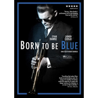 Born to Be Blue - Motion Picture DVD