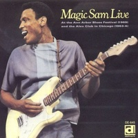 Magic Sam - Live