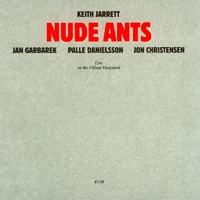 Keith Jarrett - Nude Ants / 2CD set