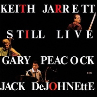 Keith Jarrett - Still Live / vinyl 2LP set