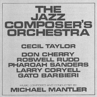 The Jazz Composer's Orchestra - The Jazz Composer's Orchestra
