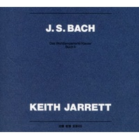 Keith Jarrett - J.S. Bach: Well Tempered Clavier Book 2
