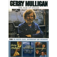 Gerry Mulligan - The Age of Steam / CD & DVD