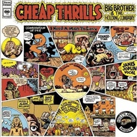 Janis Joplin / Big Brother & the Holding Company - Cheap Thrills