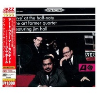 "Art Farmer Quartet featuring Jim Hall - ""Live"" at the Half Note"