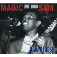 Magic Sam - Raw Blues!: Live 1969