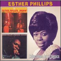 Esther Phillips - Burnin' / Confessin' the Blues