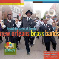 New Orleans Brass Bands - Through the Streets of the City
