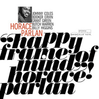 Horace Parlan - Happy Frame of Mind / 180 gram vinyl LP