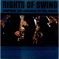 Phil Woods - Rights of Swing