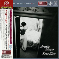 Archie Shepp Quartet - True Blue - Single-Layer Stereo SACD