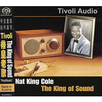 Nat King Cole - The King Of Sound - Hybrid Stereo SACD