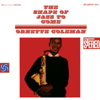 Ornette Coleman - The Shape Of Jazz To Come - SHM SACD