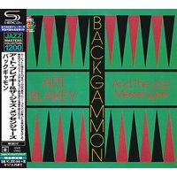 Art Blakey and the Jazz Messengers - Backgammon / SHM-CD