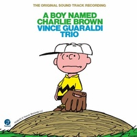 Vince Guaraldi Trio - A Boy Named Charlie Brown - SHM SACD