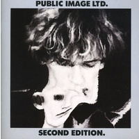 Public Image Limited - Second Edition - SHM-SACD