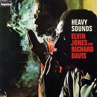 Elvin Jones & Richard Davis - Heavy Sounds