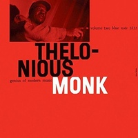 Thelonious Monk - Genius Of Modern Music Vol 2