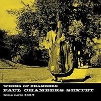Paul Chambers - Whims of Chambers - SHM SACD