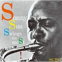 Sonny Stitt - Swings the Most