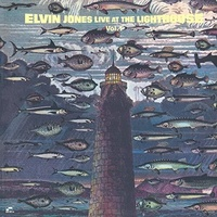Elvin Jones - Live at the Lghthouse Vol. 1 - UHQCD
