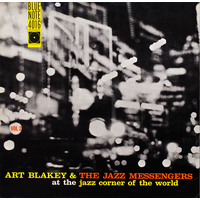 Art Blakey & The Jazz Messengers - At the jazz corner of the world