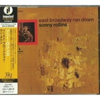 Sonny Rollins - East Broadway Run Down - UHQCD