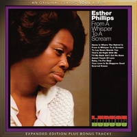 Esther Phillips - From a Whisper to a Scream: expanded edition