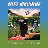 Soft Machine - The Harvest Albums 1975-1978