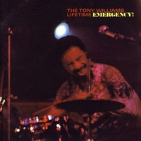 Tony Williams Lifetime - Emergency!