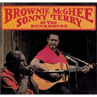 Brownie McGhee & Sonny Terry - At the Bunkhouse