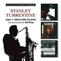 Stanley Turrentine - Sugar / Gilberto With Turrentine / Salt Song