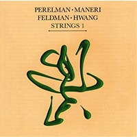 Ivo Perelman & co. - Strings 1