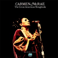 Carmen McRae - The Great American Songbook - 2 x 180g Vinyl LPs