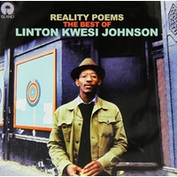 Linton Kwesi Johnson - Reality Poems: The Best of Linton Kwesi Johnson