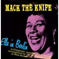 Ella Fitzgerald - Mack the Knife: Ella in Berlin / 180 gram vinyl LP